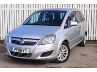 2014 Vauxhall Zafira 1.7 CDTi ecoFLEX Design Nav [110] 5 door Diesel People Carr