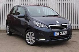 2015 Peugeot 108 1.0 Active 5 door Petrol Hatchback