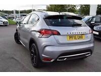 2016 Citroen DS4 2.0 BlueHDi 180 Crossback 5 door EAT6 Diesel Hatchback