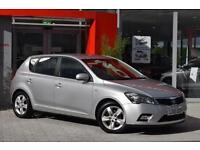 2010 Kia Ceed 1.6 2 5 door Petrol Hatchback