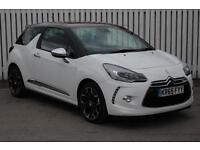 2015 Citroen DS3 1.6 BlueHDi DSport 3 door Diesel Hatchback
