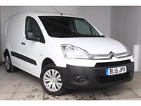 2015 Citroen Berlingo 1.6 HDi 850Kg Enterprise 90ps Diesel Van