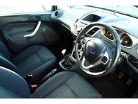 2011 Ford Fiesta 1.4 Titanium 5 door Petrol Hatchback
