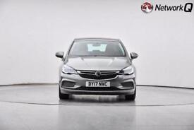 2017 Vauxhall Astra 1.4i 16V Tech Line 5 door Petrol Hatchback