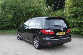 2014 Mazda 5 1.6d Venture Edition 5 door Diesel People Carrier
