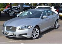 2012 Jaguar XF 2.2d Premium Luxury 4 door Auto Diesel Saloon