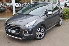 2014 Peugeot 3008 1.6 e-HDi Active 5 door EGC Diesel Estate