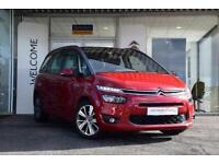 2014 Citroen C4 Grand Picasso 1.6 e-HDi 115 Airdream Exclusive 5 door ETG6 Diese