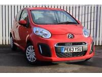 2013 Citroen C1 1.0i VTR 3 door Petrol Hatchback