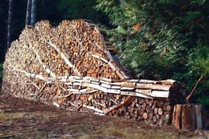 DRY!!! SEASONED FIREWOOD (ALL SOFTWOOD)