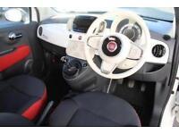 2015 Fiat 500 1.2 Pop 3 door Petrol Hatchback