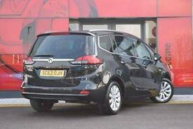 2014 Vauxhall Zafira Tourer 1.8i Tech Line 5 door Petrol Estate
