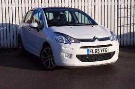 2015 Citroen C3 1.2 PureTech Selection 5 door Petrol Hatchback