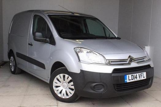 2014 Citroen Berlingo 1.6 HDi 625Kg Enterprise 75ps Diesel Van