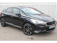2016 Citroen DS5 2.0 BlueHDi Prestige 5 door Diesel Hatchback