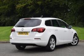 2014 Vauxhall Astra 1.7 CDTi 16V 130 SRi 5 door Diesel Estate