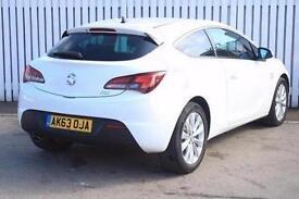 2014 Vauxhall Astra GTC 1.6T 16V SRi 3 door Petrol COUPE