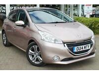 2014 Peugeot 208 1.2 VTi Allure 5 door Petrol Hatchback