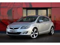 2012 Vauxhall Astra 2.0 CDTi 16V ecoFLEX SRi [165] 5 door Diesel Hatchback