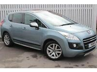 2013 Peugeot 3008 2.0 e-HDi Hybrid4 Allure 5 door EGC Hybrid Estate