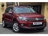 2014 Volkswagen Tiguan 2.0 TDi BlueMotion Tech Match 5 door DSG Diesel Estate
