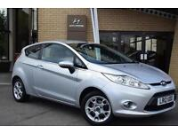 2012 Ford Fiesta 1.25 Zetec 3 door [82] Petrol Hatchback