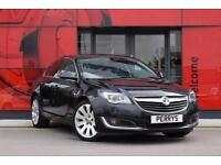 2016 Vauxhall Insignia 1.6 CDTi ecoFLEX Elite Nav 5 door [Start Stop] Diesel Hat