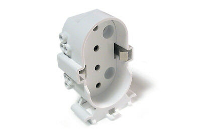 Pin Snap - 2G11 Lampholder Vertical Snap-In 4 Pin CFL Compact Fluorescent Socket 26113