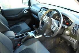 2014 Nissan Navara Double Cab Pick Up Acenta 2.5dCi 190 4WD Diesel Van