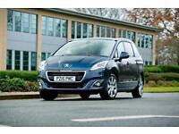 2016 Peugeot 5008 1.6 BlueHDi 120 Active 5 door Auto Diesel People Carrier