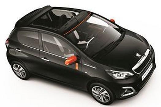 2016 peugeot 108 1 2 puretech roland garros 5 door petrol hatchback in aylesbury. Black Bedroom Furniture Sets. Home Design Ideas