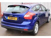 2014 Ford Focus 1.6 125 Zetec 5 door Powershift Petrol Hatchback
