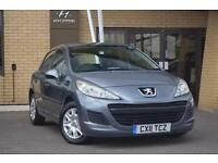 2011 Peugeot 207 1.4 HDi S 5 door [AC] Diesel Hatchback