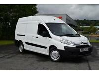 2016 Citroen Dispatch 1200 2.0 HDi 125 H2 Van Diesel