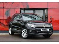 2015 Volkswagen Tiguan 2.0 TDi BlueMotion Tech Match 150 4MOTION 5 door Diesel E