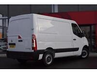 2017 Vauxhall Movano 2.3 CDTI ecoFLEX H1 Van 110ps [EURO 6] Diesel