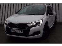2016 Citroen DS4 1.6 BlueHDi Crossback 5 door Diesel Hatchback