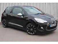 2013 Citroen DS3 1.6 THP 16V 155 DSport Plus 3 door Petrol Hatchback