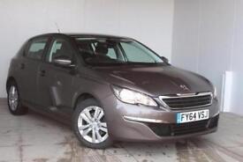 2014 Peugeot 308 1.6 BlueHDi 120 Active 5 door Diesel Hatchback