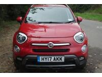 2017 Fiat 500X 2.0 Multijet 4x4 Cross Plus 5 door Auto Diesel Estate
