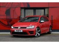 2016 Volkswagen Golf 2.0 TSI R 5 door Petrol Hatchback