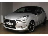 2016 Citroen DS3 1.2 PureTech Elegance 3 door EAT6 Petrol Hatchback