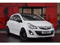 2013 Vauxhall Corsa 1.2 Limited Edition 3 door Petrol Hatchback