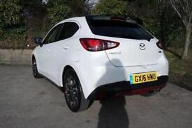 2016 Mazda 2 1.5 Sport Black II 5 door Petrol Hatchback