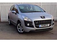 2013 Peugeot 3008 1.6 e-HDi 115 Active II 5 door EGC Diesel Estate