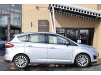 2013 Ford C-MAX 2.0 TDCi Titanium 5 door Powershift Diesel Estate