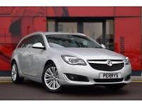 2015 Vauxhall Insignia 2.0 CDTi [170] Tech Line 5 door Auto Diesel Estate