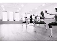 Black's Barre Adult Dance/Fitness Classes