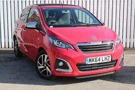 2014 Peugeot 108 1.2 VTi Allure 5 door Petrol Hatchback