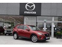 2015 Mazda CX-5 2.2d [175] Sport Nav 5 door AWD Auto Diesel Estate